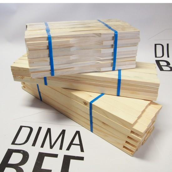 Рамка Дадан - Блат, несглобена (с уширение)