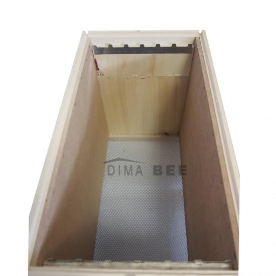 Сандъче за отводки - 6 рамки