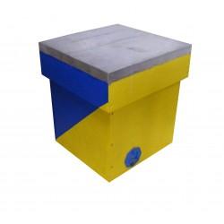 Оплодно сандъче с 2 отделения за рамки - ЛР